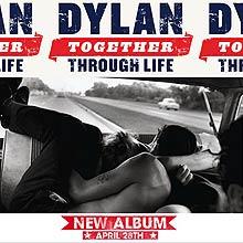 """Capa do disco """"Together Through Life"""", de Bob Dylan"""