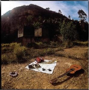 Álbum de estreia Trilha Sonora Intuitiva, da banda Fotograma