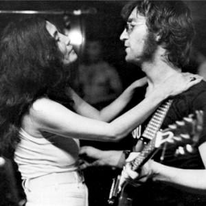 John Lennon e Yoko Ono, NYC, 1972
