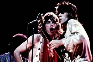 Rolling Stones, Nova York, 1972