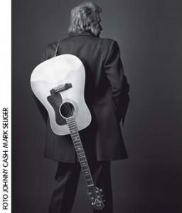 Johnny Cash, clicado por Seliger em 1992