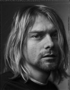 Retrato de Kurt Cobain, perto do fim