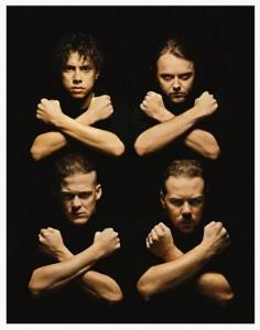 A banda Metallica