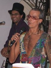 Cacá, o frontman poeta dos Babilaques