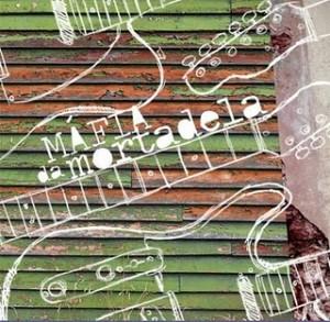 """Capa do álbum """"Máfia da Mortadela"""""""