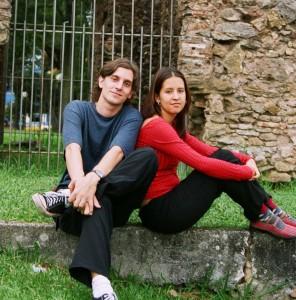 Teo Ruiz e Estrela Leminski