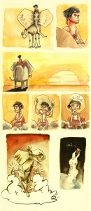 Tira 19, publicada no Quadrinhosrasos.com