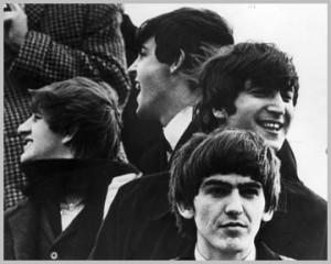 Cena de What's Happening! The Beatles in the U.S.A. (1964), dirigido pelos irmãos Maysles