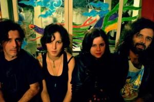 O quarteto curitibano Subburbia