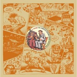 "Capa do livro ""R. Crumb: The Complete Record Cover Collection"""