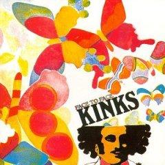 """Ray Davies não gostou da capa de """"Face to Face"""". """"Queria que fosse preta e forte, como a musica do LP"""", lembrou o líder dessa banda do Norte de Londres, """"em vez de toda colorida""""."""