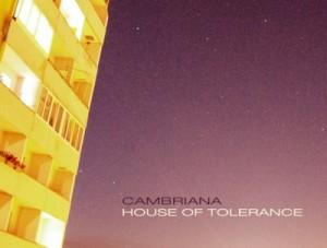 """Capa do disco """"House of Tolerance"""""""