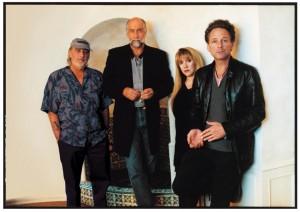 John McVie, Mick Fleetwood, Stevie Nicks e Lindsey Buckingham, o Fleetwood Mac hoje
