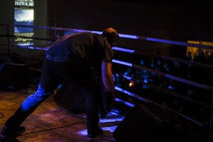 Show da Plastique Noir no Woodgothic 2013. Foto: Natasha Ramos