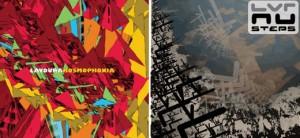 Os dois últimos discos do Lavour, Kosmophonia e Nu Steps