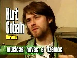 kurt cobain, mtv brasil