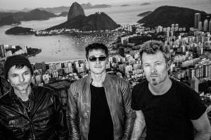 """Dona do hit """"Take on Me"""", a norueguesa Aha se apresenta no Rock in Rio 2015 e lança novo disco."""