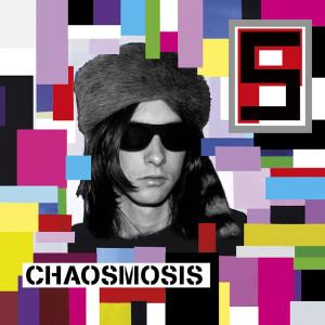 Arte da capa no disco 'Chaosmosis'