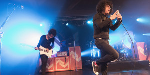 At The Drive In Performs At Showbox SoDo