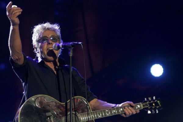 """The Who: Uma das atrações """"assustadoras"""" de tão grandiosas e que genuinamente representavam o espírito antigo do festival."""