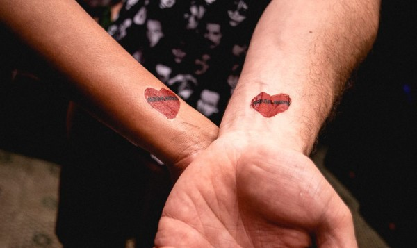 tatuagem chiclete